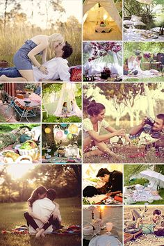 Romantic Picnics Ideas