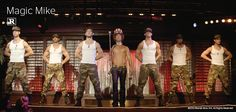 The motion picture formerly known as the Channing Tatum Stripper Movie is now available On Demand.