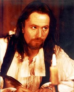 Gary Oldman in The Scarlet Letter
