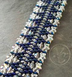 Super Duo Bead Patterns Free | deviantART: More Like Beads, beads, beads by elderarc