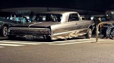1964 Impala Lowrider, My dream car since I was a kid My Dream Car, Dream Cars, Hot Rods, Lo Rider, Old School Cars, Sweet Cars, Chevrolet Impala, Old Cars, Custom Cars