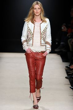 isabel marant   The Brown Eyed Girl