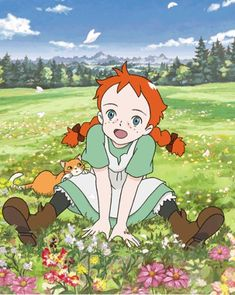 akage no anne Doodle Drawings, Cartoon Drawings, Cute Drawings, Old Anime, Anime Art, Anne Auf Green Gables, Anime Dubbed, Anne With An E, Disney Phone Wallpaper