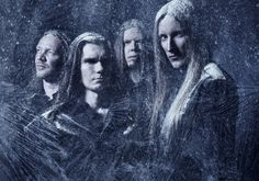 Wintersun...Time I is such an astounding album. Full of jaw dropping moments...must wear headphones while listening to this one!