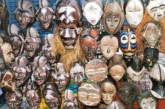 NoirKulture | African Masks: History and Meaning