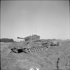 """british-eevee: """" Churchill crocodile flamethrower tank at rest """" Churchill, Crocodile, D Day Landings, Ww2 Pictures, Armored Fighting Vehicle, Ww2 Tanks, Battle Tank, Ww2 Aircraft, Royal Air Force"""