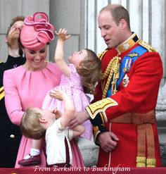 Kate In Bubble Gum Pink for Trooping 2017