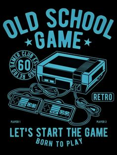 Classic Video Games, Retro Video Games, Video Game Art, Retro Games, Star Citizen, Gaming Wall Art, Gaming Posters, Game Presents, Game Room Decor
