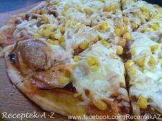 Gyors bögrés pizza | Receptneked.hu (olcso-receptek.hu)