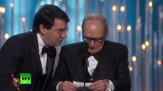 Ennio Morricone one of the most iconic score composers of all time also won his first oscar after a 57 years career and 6 nominations https://www.youtube.com/watch?v=MwZjDIrOMQA