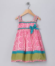Pink Twirl Dress...So adorable!!
