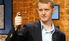 KEN JENNINGS WILL admit that during his record-setting Jeopardy! run of 74 straight wins in 2004