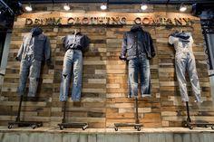 Denim Clothing Company at Denim PV Barcelona 2016   #PV  #Denim  #Jeans  #DCC