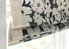 Quality and style in a variety of options. This is a Roman Shade made by Graber and available @ Ask Amy Home Furnishings. Honeycomb Blinds, Honeycomb Shades, Curtain Fabric, Curtains, Graber Blinds, Fabric Roman Shades, Cellular Shades, Custom Blinds, Custom Shades
