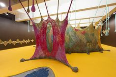 Shamanistic Crochets Weave Tales of Indigenous Brazilian Culture | The Creators Project
