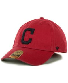 6860f4be2a8  47 Brand Cleveland Indians Franchise Cap Cleveland Indians