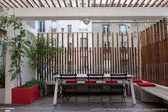 Terrasse en suspension, Laurent Alfonso Lo Monaco - Côté Maison