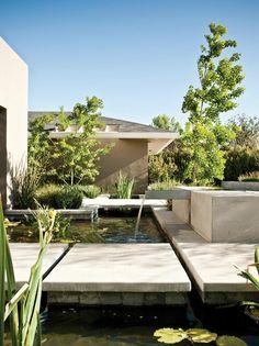 mark tessier landscape architecture / copses residence, santa monica #residentiallandscapearchitecture