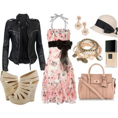 girly and edgy