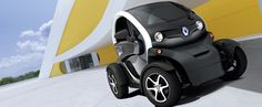 I want one of these for zipping around town. Renault Twizy