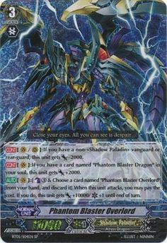 Phantom Blaster Overlord/Shadow Paladin