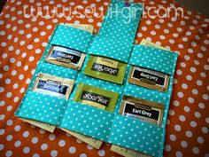 Free Pattern: Tea Wallet - holds 6 tea bags. Now that I can not drink any coffee for the next 9 months :( I am going to need this!
