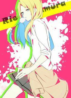 Assassination Classroom (暗殺教室) - Rio Nakamura (中村 莉桜)