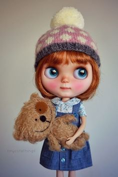 blythe doll, tinycutethings