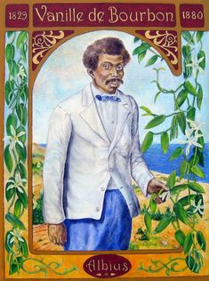 US Slave: The Slave Who Launched the Vanilla Industry