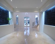 Marble Floors Design, Pictures, Remodel, Decor and Ideas...oh yes, love marble floors, luxurious!