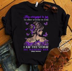 Epilepsy Awareness, Graphic Sweatshirt, T Shirt, Sweatshirts, Sweaters, Tops, Women, Fashion, Moda
