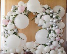 Round Balloons, Big Balloons, Wedding Balloons, Birthday Table Decorations, Balloon Decorations, Wedding Decorations, Love Balloon, Backdrops For Parties, Photography Backdrops