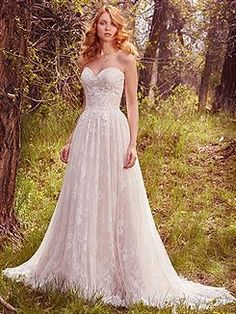 Bridal Gowns Maggie Sottero  Rylie Bridal Gown Image 1