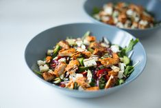 Všechny recepty Kung Pao Chicken, Cobb Salad, Ethnic Recipes, Food, Diet, Essen, Meals, Yemek, Eten