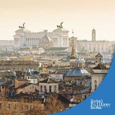 Cities were always like people, showing their varying personalities to the traveler. Depending on the city and on the traveler, there might begin a mutual love.  #DiscoveryPlanet #Italy #Roma #BeAsYouAre #HotelPulitzer