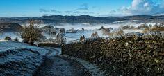 Far Sawrey on a Frosty Morning - #Explored