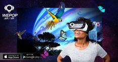 Virtual reality helps you can create the illusion of being in an interesting world. Virtual Reality Applications, App Store Google Play, Mobile App Development Companies, Best Android, Augmented Reality, Mobile Application, Overlays, Illusions, Create