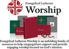 Evangelical Lutheran Worship or ELW is the current, primary liturgical and worship guidebook and hymnal for use in the Evangelical Lutheran Church in America and the Evangelical Lutheran Church in Canada, replacing its three predecessors in 2006: the Lutheran Book of Worship (LBW), the Hymnal Supplemental (an extension of the LBW), and the With One Voice (WOV).