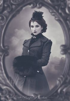 dark and victorian elegance