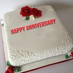Cake Images With Name Rani : Write Your Couple Name On Anniversary Cake Picture ...