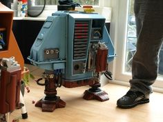 Studio Scale Drone from Silent Running by Destiny Models