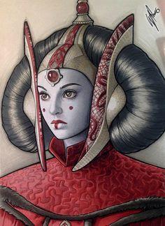 Star Wars - Padme Amidala