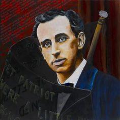 Original Portrait Painting by Antoon Knaap Roisin Dubh, Irish Independence, Easter Rising, Original Art, Original Paintings, Michael Collins, Buy Art, Documentaries, Saatchi Art
