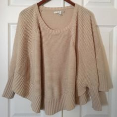 Lauren Conrad sweater Boho chic listing as free people for exposure but the brand is Lauren Conrad Free People Sweaters Cowl & Turtlenecks
