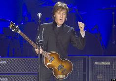 Sir Paul McCartney is rocking into old age - the Beatles legend turns 70 today.