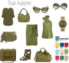 536ea62b31e4 Pantone Greenery for the 3 Autumns — 12 Blueprints