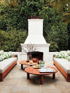 Outdoor-Living-Room-Brentwood-home-designed-by-Peter-Dunham-via-DiCorcia-Interior-Design-NY-NJ