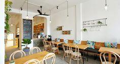 Saigon ơi coffee shop, 5F, 42 Nguyen Hue Str, Ward 1, HCMC, VN