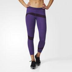 Adidas Run adizero Tight - violet