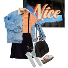 nice dream by junk-food on Polyvore featuring mode, River Island and Maiyet